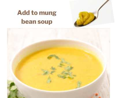 Vegetable moong dal soup recipe by Iyurved