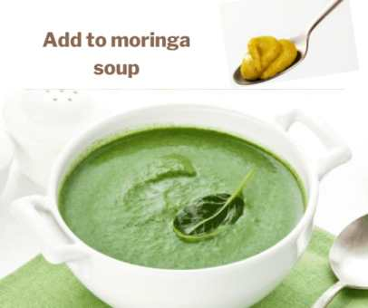 Drumstick/ Moringa leaves soup recipe by Iyurved