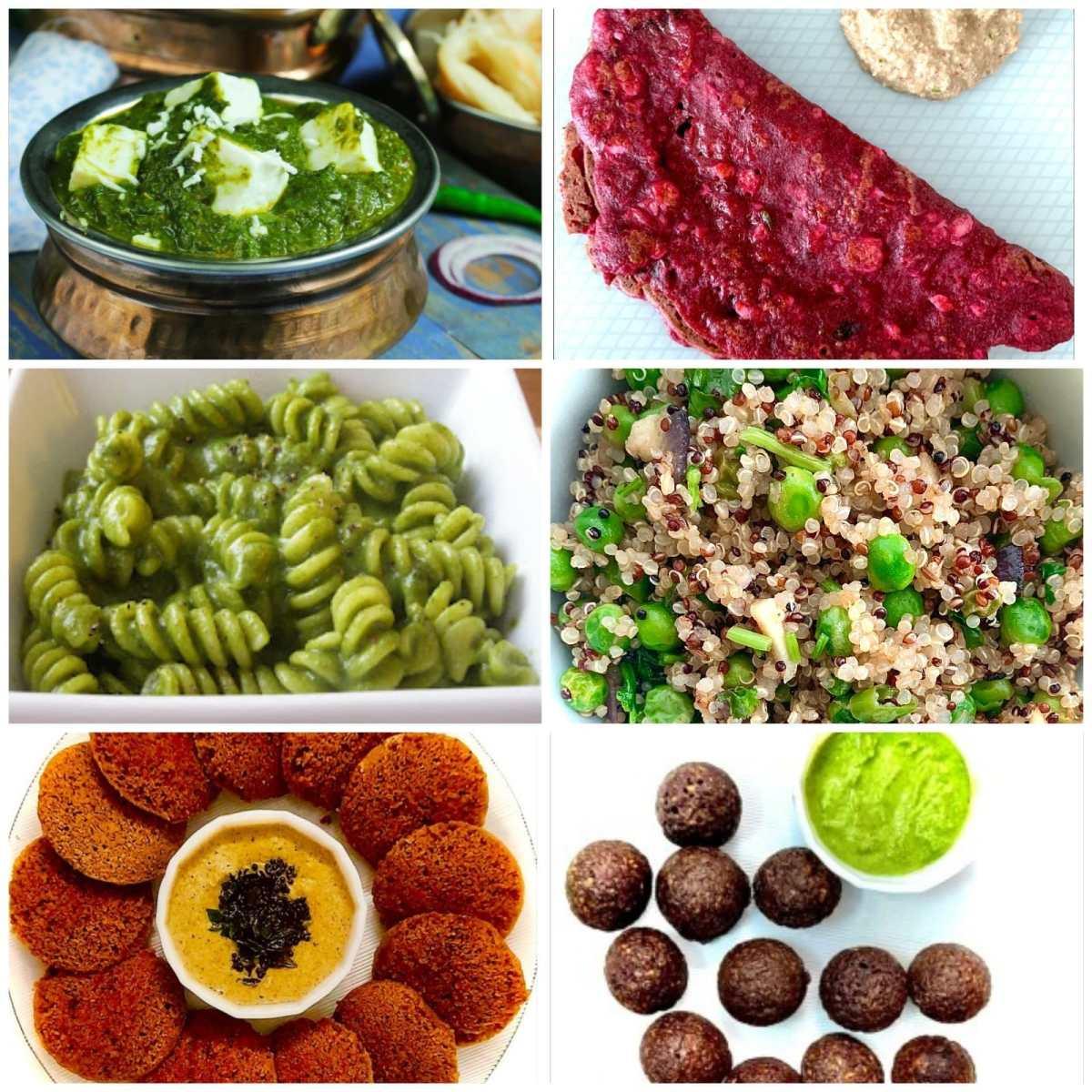 Foods iron