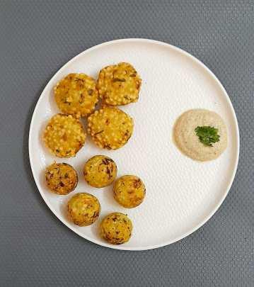 recipe of sabudana vada by Iyurved