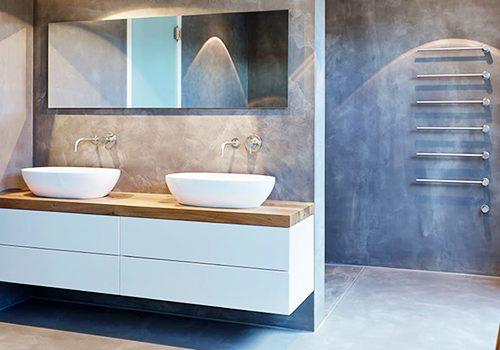 petite salle de bain de 4m
