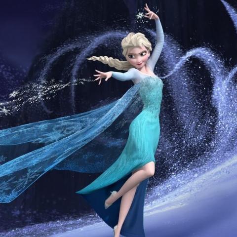 Let It Go - Demi Lovato(冰雪奇緣(Frozen) 主題曲)