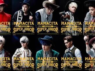 MAMACITA(아야야) - Super Junior(슈퍼주니어)