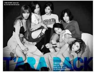 SUGAR FREE(슈가프리) - T-ara(티아라)