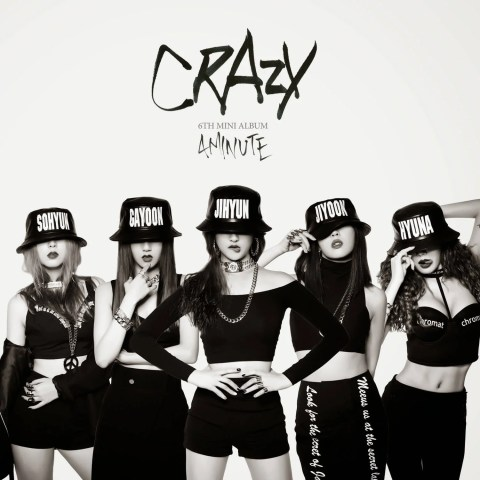 Crazy(미쳐) - 4MINUTE(포미닛)