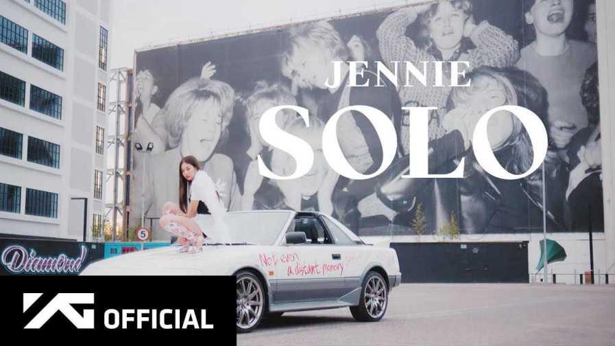 SOLO - Jennie(제니)