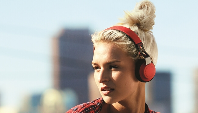 Jabra Move Wireless over-the-head headset