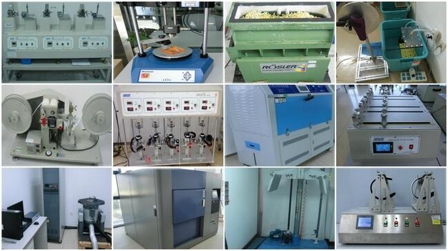 Jabra test equipment