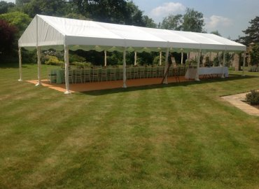 Jacaranda Catering Southdown Marquees Private lunch party_001