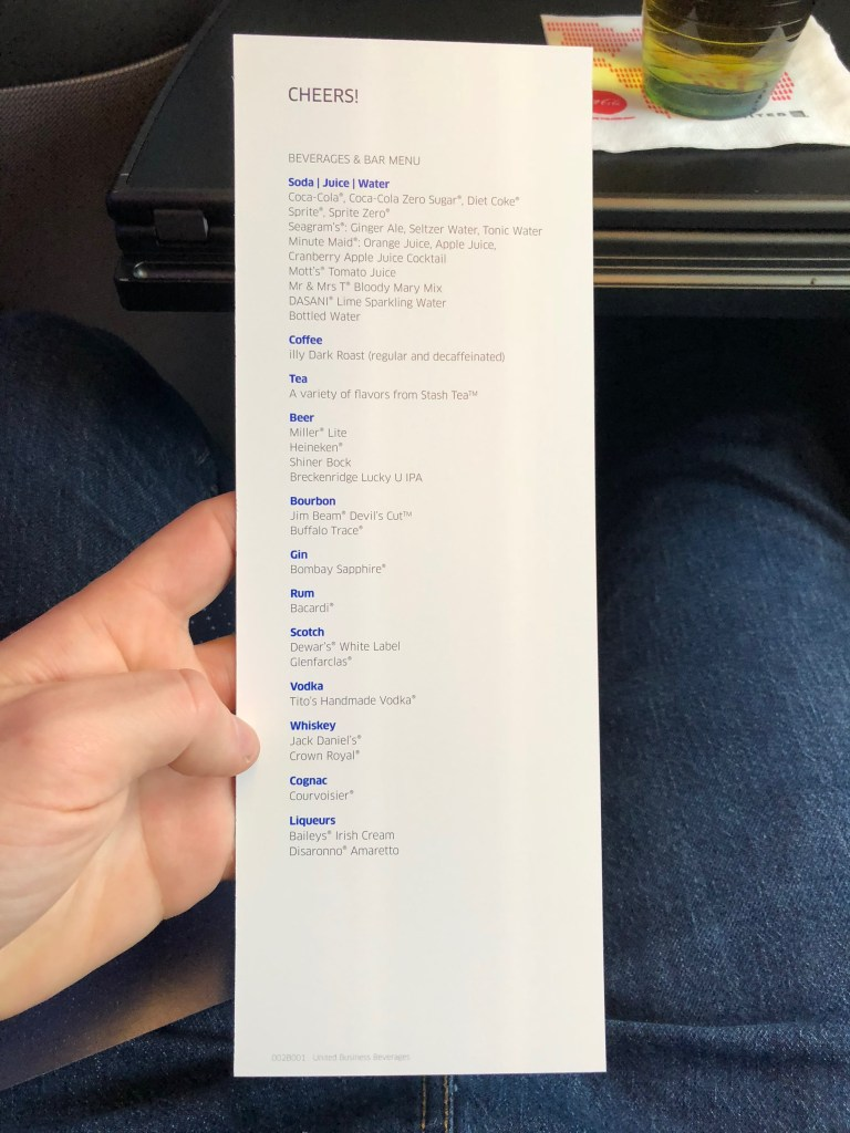 Review: UA SFO-NRT Polaris Business | Another Day Another Mile