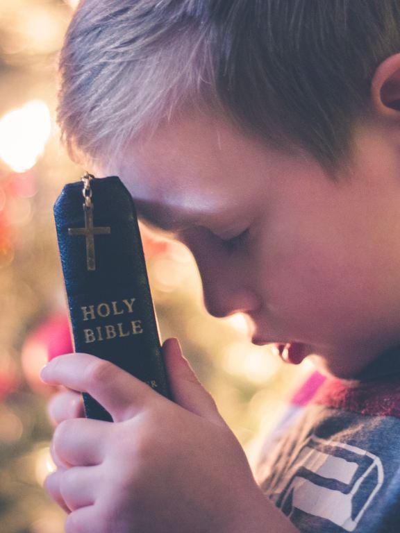 His Encouragement: Good news of great joy