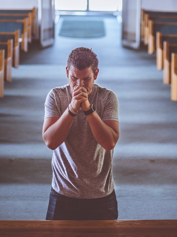 His Encouragement: Pray on every occasion