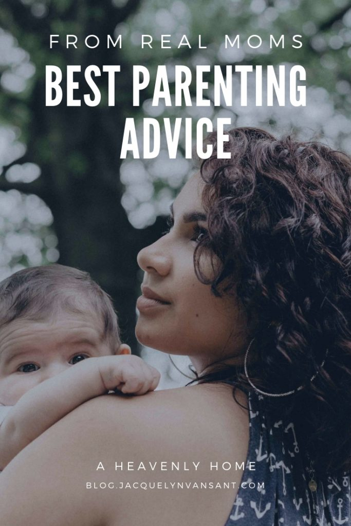 Best parenting advice from real moms just in time for Mother's Day!