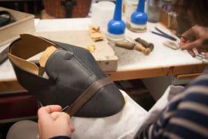 Tige de chaussures