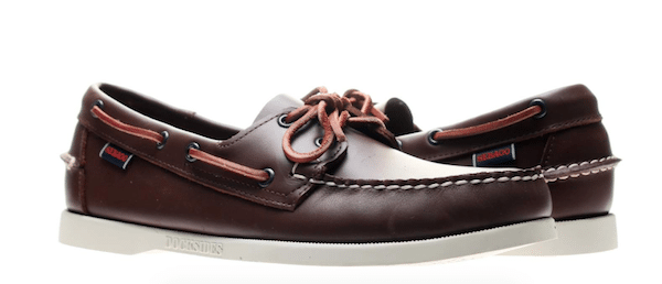 chaussures hommes bateau dockside