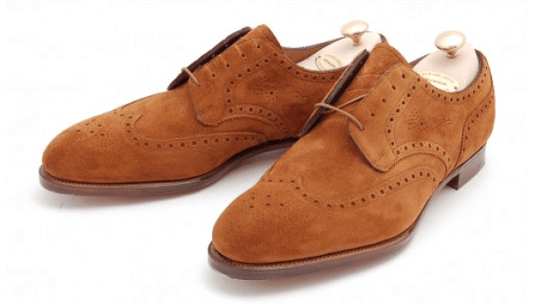 Chaussures hommes full brogue
