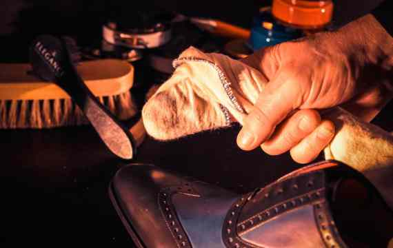 Entretien de vos chaussures en cuir