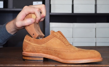 Entretien des chaussures Embauchoirs cèdre brut chaussures
