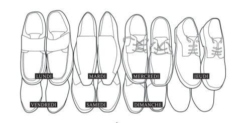 entretien des chaussures en cuir