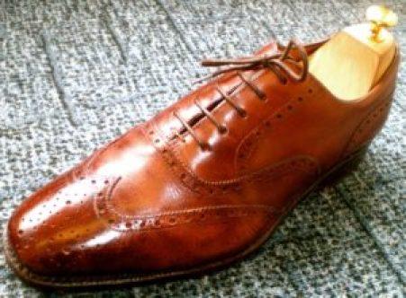 Réparer des chaussures