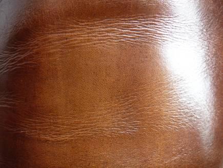 réparer cuir craquelé