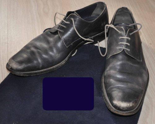 Sans parler du style, je ne comprends pourquoi je vois des chaussures dans  cet état 1074c9be5218