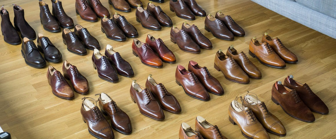 choisir chaussures homme collection