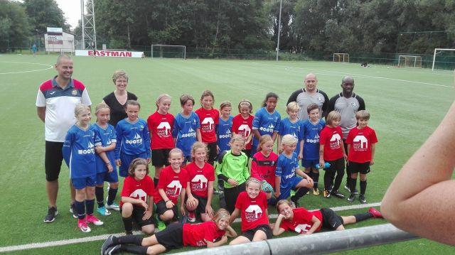 U11 KAA Gent Ladies & U11 West Flames (13-08-2017)