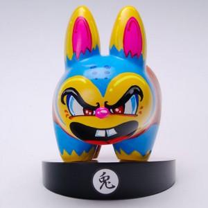 Jerome Lu's Hyperactive Shaolin Rabbit