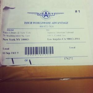US Art soft pack