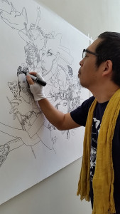 Katsuya Terada. Photo by Carol Cheh.
