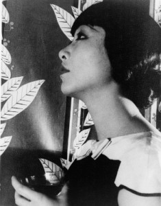 Anna May Wong. Photo: Carl Van Vechten [Public domain], via Wikimedia Commons.