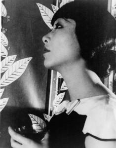 Anna May Wong. Photo: Carl Van Vechten [Public domain], via Wikimedia Commons.