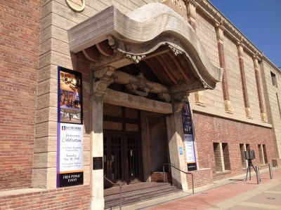 JANM's Historic Building, now home to Go For Broke National Education Center. Photo courtesy Go For Broke.