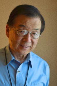Sam Mihara. Photo courtesy of Wyoming Public Radio.