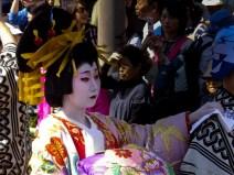 Geisha in Tokyo: Oiran 花魁