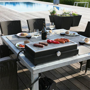 Barbecue Gaz de Table - Heat