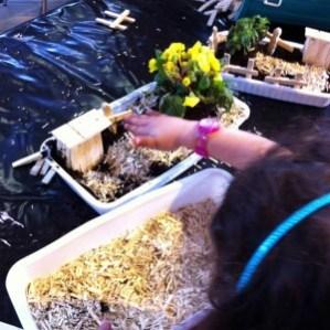 activité enfant jardin