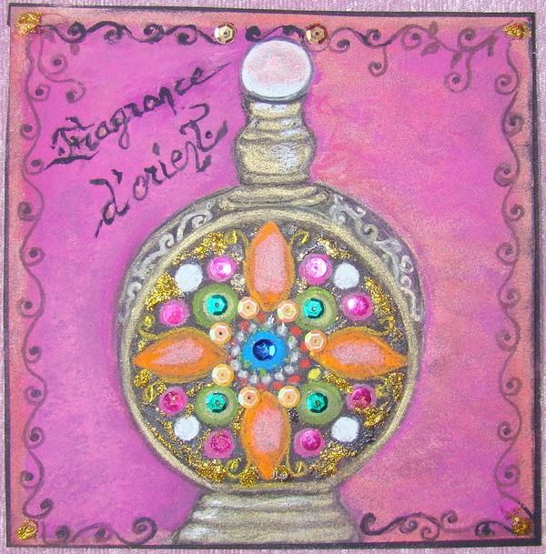 mosarabic pastel sèche