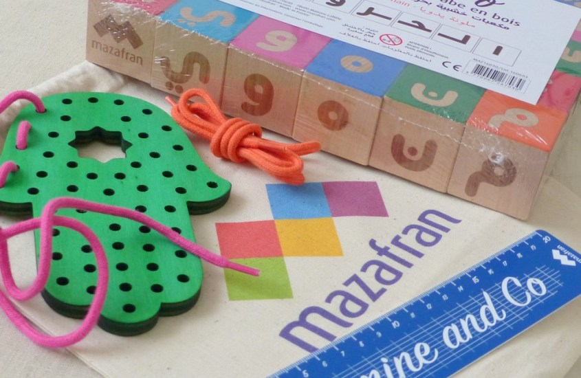 Mazafran, des jouets ludo-éducatifs en bois