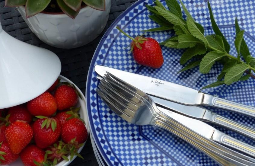 Assiette marocaine : du choix chez Oranjade !
