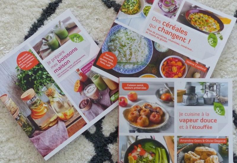 Cuisson santé : cuisson à la vapeur douce et à l'étouffée