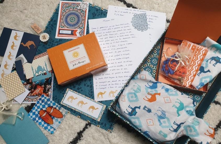 Une jolie box Marocaine