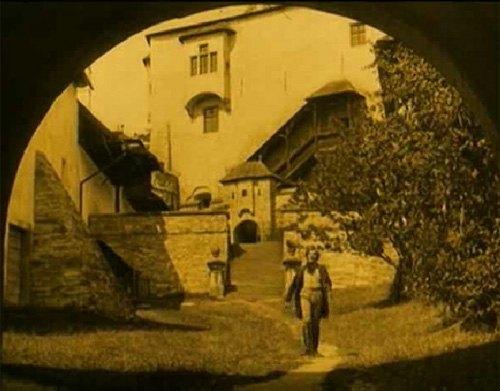 fotoframa de Nosferatu