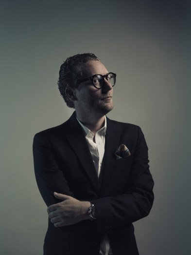Manuel Emch, CEO of Romain Jerome