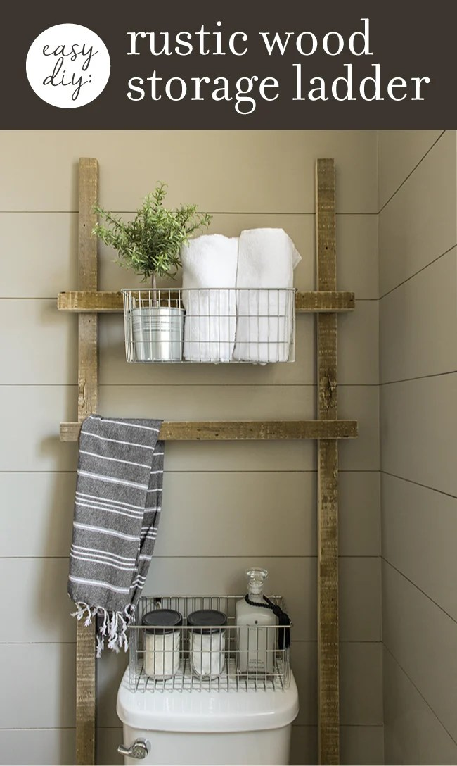 3 Easy Practically Free Diy Rustic Wood Projects For