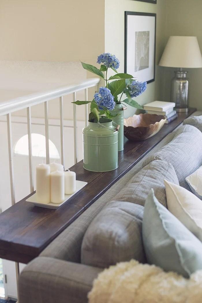 30 Diy Sofa Console Table Tutorial