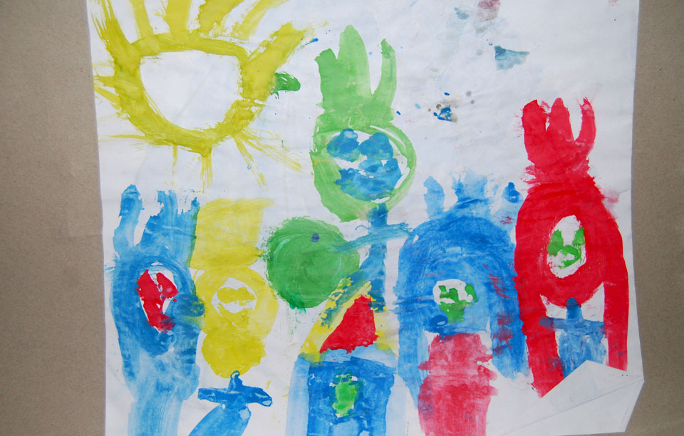 Why I don't teach Art Lessons to kids