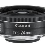CANON 24 EF-S F2.8 STM