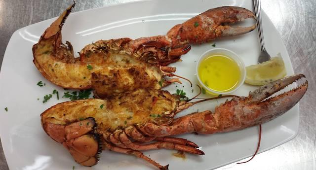 jersey shore lobster dinner